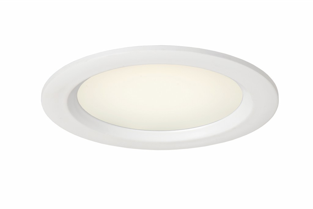 LED zápustné stropní svítidlo bodové Lucide CIMIC-LED 22957/12/31 1x12W integrovaný LED zdroj
