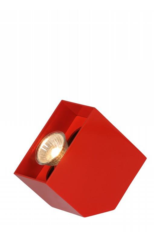 stolní lampička Lucide O'o 23519/21/32 1x50W GU10