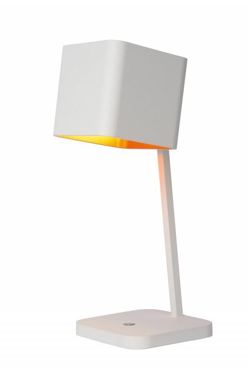 stolní lampička Lucide KAIN 23547/11/31 1x11W integrovaný LED zdroj