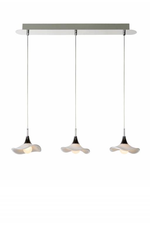 LED závěsné svítidlo - lustr Lucide CALLA LED 26490/15/11 3x5W integrovaný LED zdroj