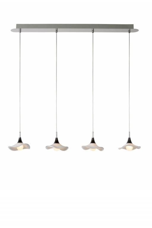 LED závěsné svítidlo - lustr Lucide CALLA LED 26490/20/11 4x5W integrovaný LED zdroj