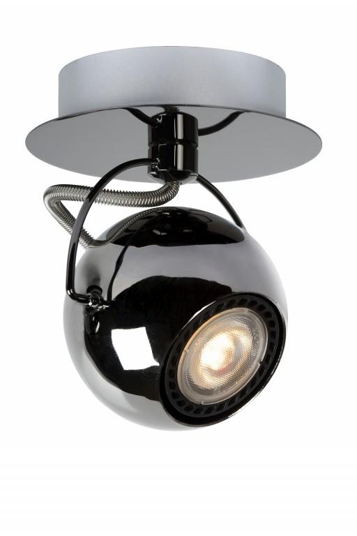 LED stropní bodové svítidlo Lucide Mini-Comet L_26950/05/09 1x5W GU10 - stmívací bodovka