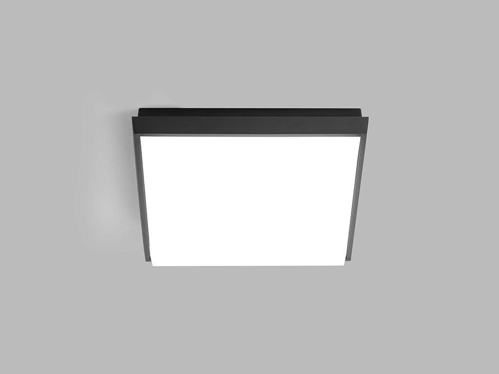 LED2 Lighting LED2 5130934 LED venkovní stropní svítidlo Quado 1x10W|3000K|IP54 LED2 5130934