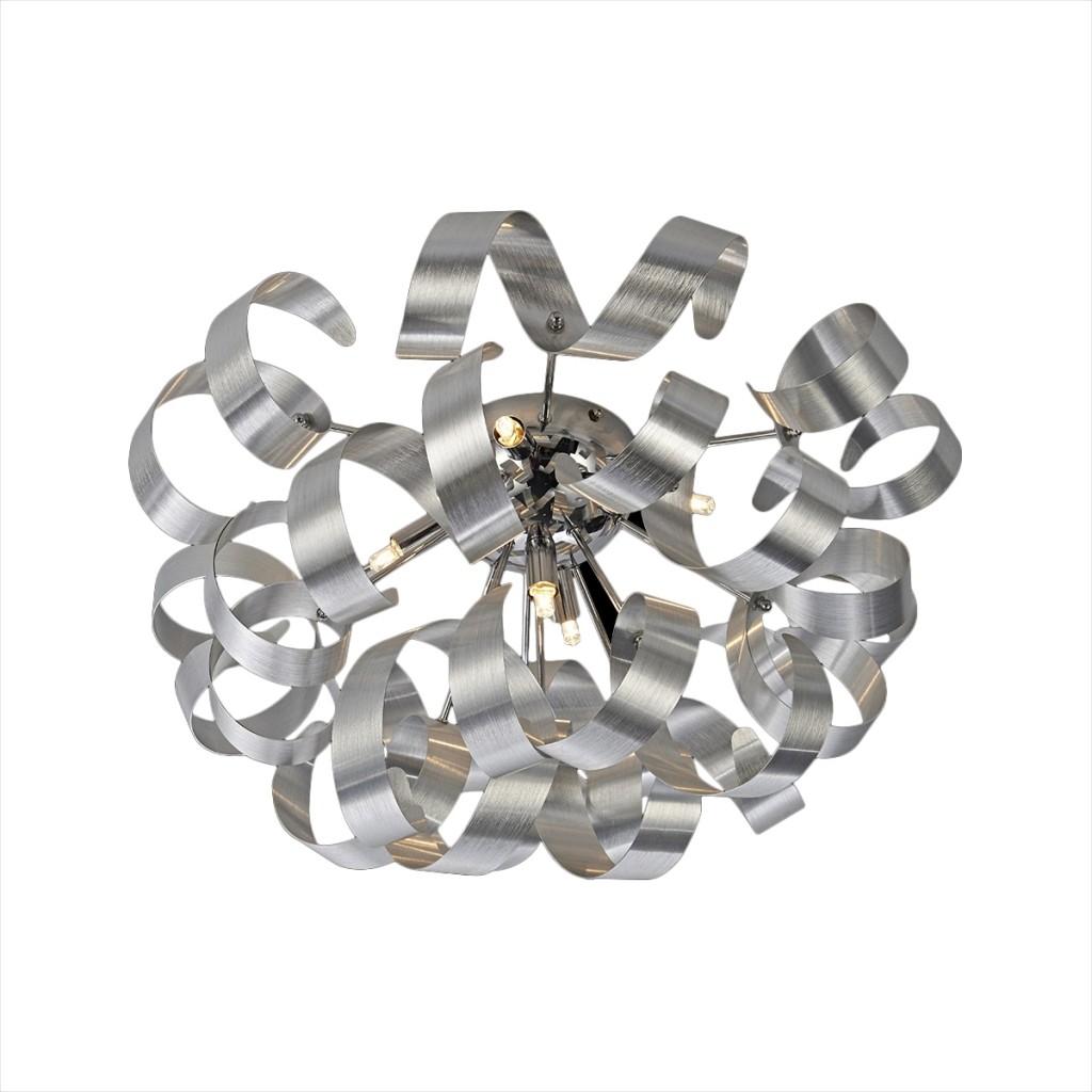Luxera 64360 stropní svítidlo Ribbon 5x33W G9