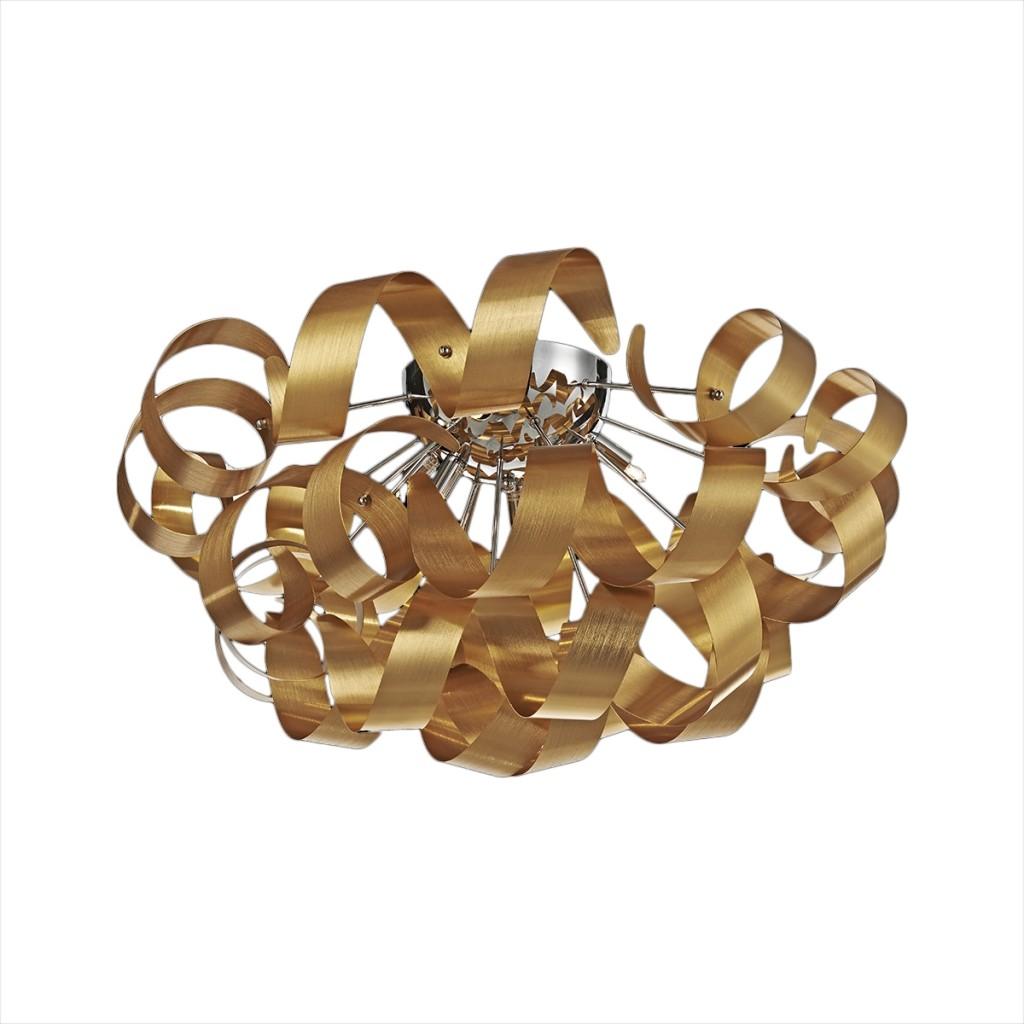 Luxera 64362 stropní svítidlo Ribbon 5x33W G9