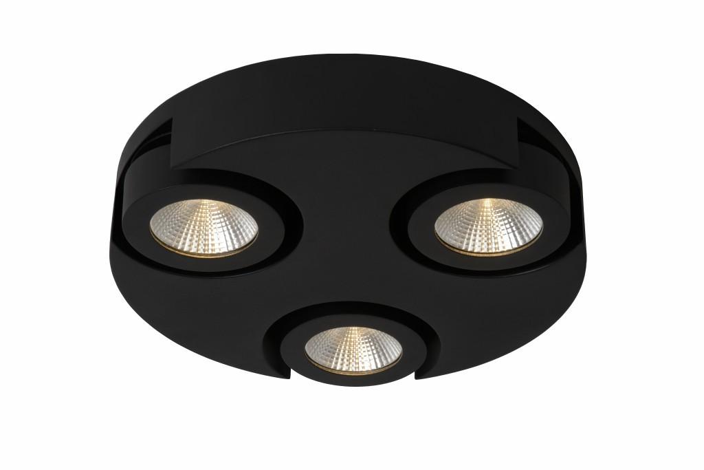 LED stropní svítidlo Lucide MITRAX-LED 33158/14/30 3x5W integrovaný LED zdroj