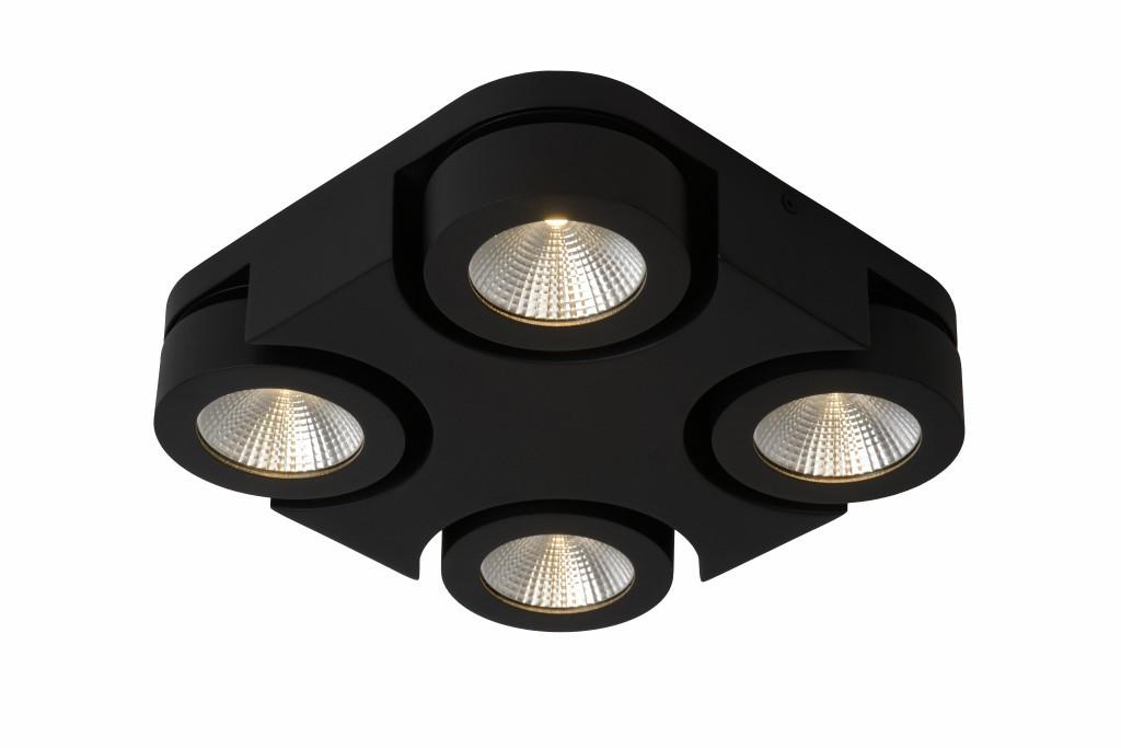 LED stropní svítidlo Lucide MITRAX-LED 33158/19/30 4x5W integrovaný LED zdroj