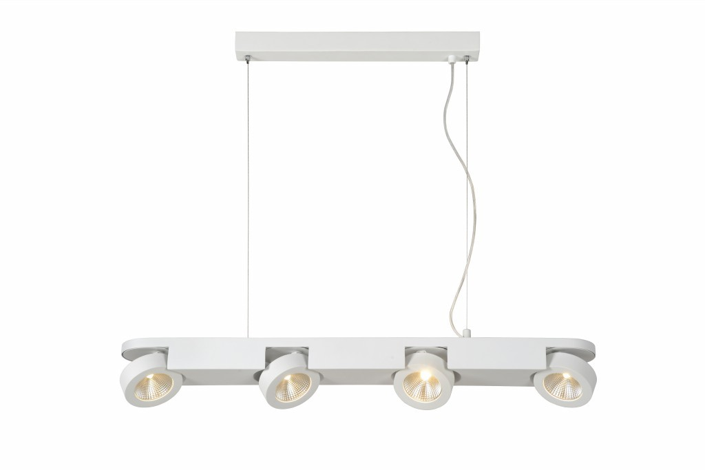 LED závěsné svítidlo - lustr Lucide MITRAX-LED 33458/20/31 4x5W integrovaný LED zdroj