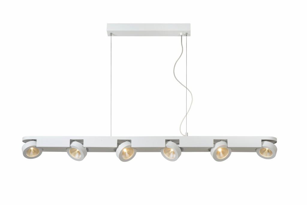 LED závěsné svítidlo - lustr Lucide MITRAX-LED 33458/30/31 6x5W integrovaný LED zdroj