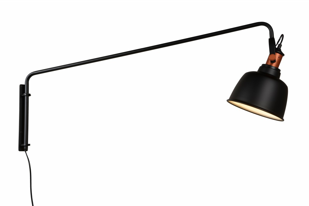 nástěnné svítidlo lampa Lucide Tjoll 37203/11/30 1x60W E14 - komplexní osvětlení
