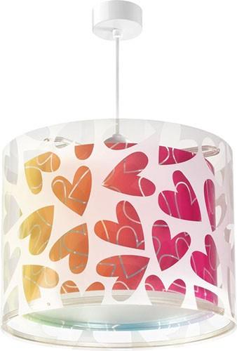 závěsné svítidlo DALBER Cuore D41182 1x60W E27 - dětský lustr