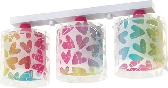 stropní svítidlo DALBER Cuore D41183 3x60W E27 - dětský lustr