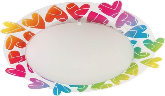 stropní svítidlo DALBER Cuore D41186 2x40W E27 - dětský lustr