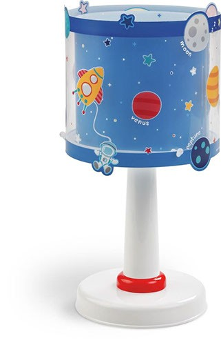stolní lampa DALBER Planets D41341 1x40W E14 - dětská lampa