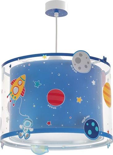 závěsné svítidlo DALBER Planets D41342 1x60W E27 - dětský lustr