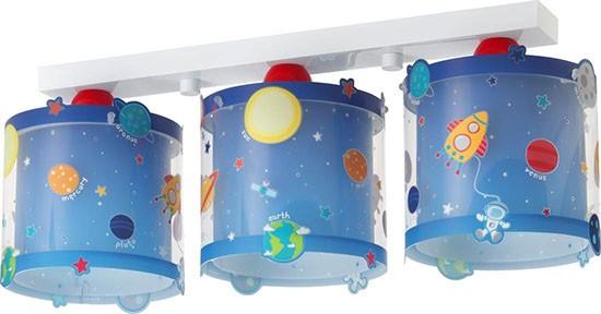 stropní svítidlo DALBER Planets D41343 3x60W E27 - dětský lustr