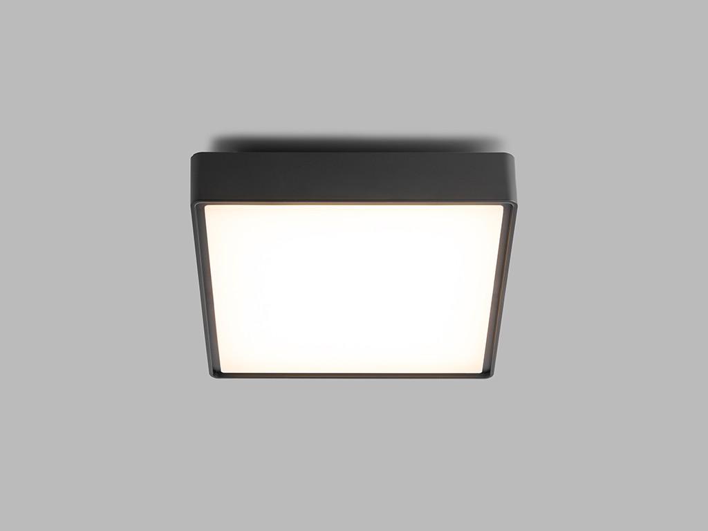 LED2 Lighting LED2 5200234 LED venkovní stropní svítidlo s pohybovým čidlem Solo 1x16W|3000K|IP65