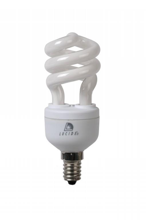 žárovka Lucide CFL BULB 50434/11/31 1x11W E14 - úsporná