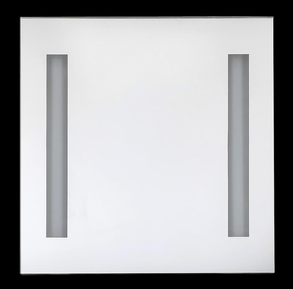 Rabalux 5871 MIRANDA zrcátko s LED osvětlením 10W = 536lm IP44