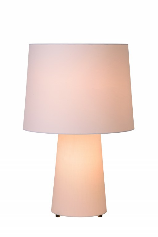 stolní lampička Lucide YODA 61561/40/31 2x60W E27