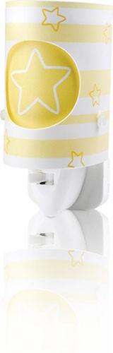 Dalber 63193L LED dětská noční orientační lampička Dream light 1x0,3W|E14 - žlutá