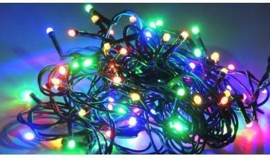 LED světelný řetěz Philips Massive 32117 4W - 100 LED žárovek