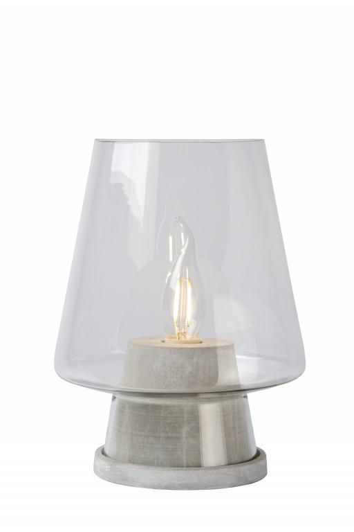 stolní lampička Lucide GLENN 71543/01/36 1x40W E14
