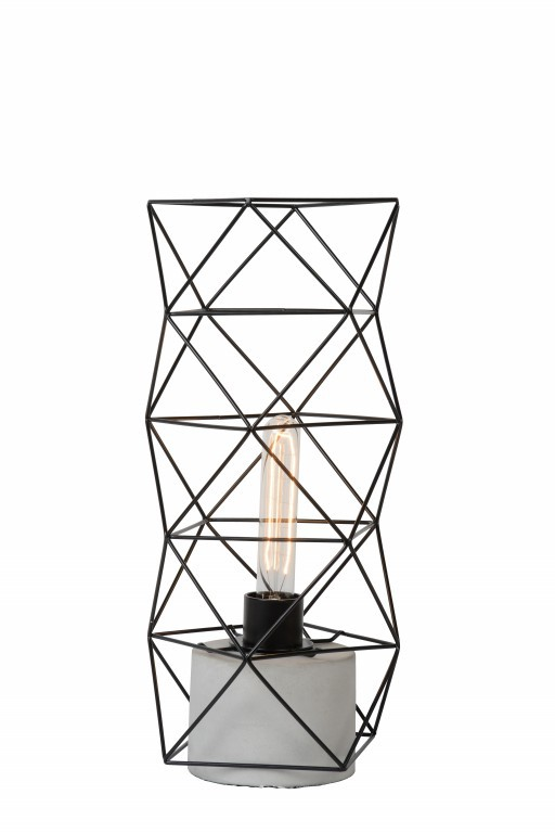 stolní lampička Lucide RUMICO 71566/01/30 1x60W E27