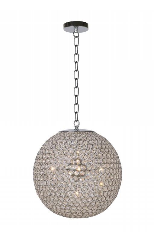 závěsné svítidlo - lustr Lucide PERSIS 76399/40/11 5x28W G9