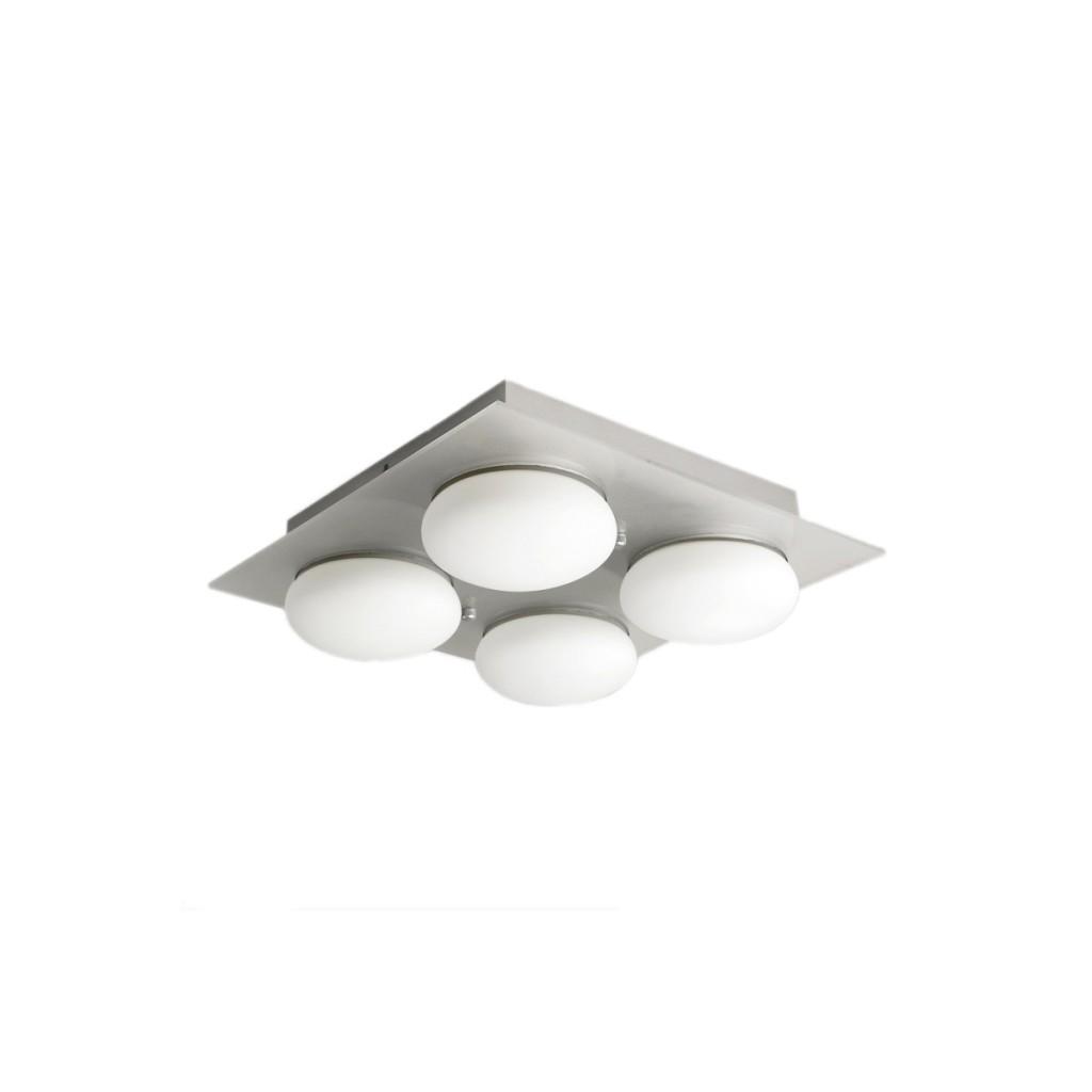 PREZENT 25099 CUSCO stropní koupelnové svítidlo G9 4x33W IP44