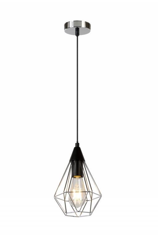 závěsné svítidlo - lustr Lucide CECILIA 78378/17/11 1x60W E27