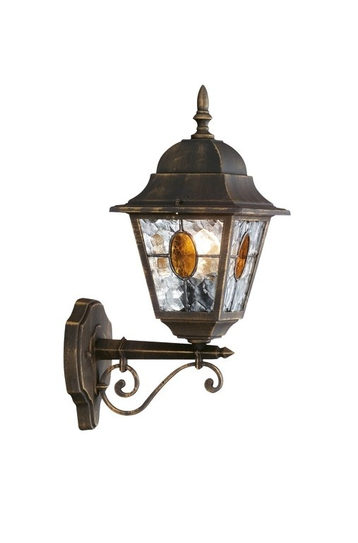 venkovní nástěnné svítidlo Philips Massive 15170/42/10 - bronzová patina