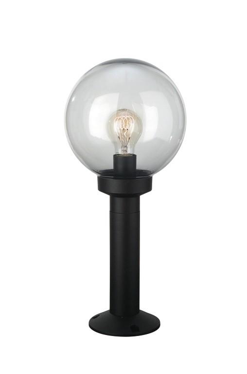 venkovní lampa Philips Massive 16007/65/10 - černá