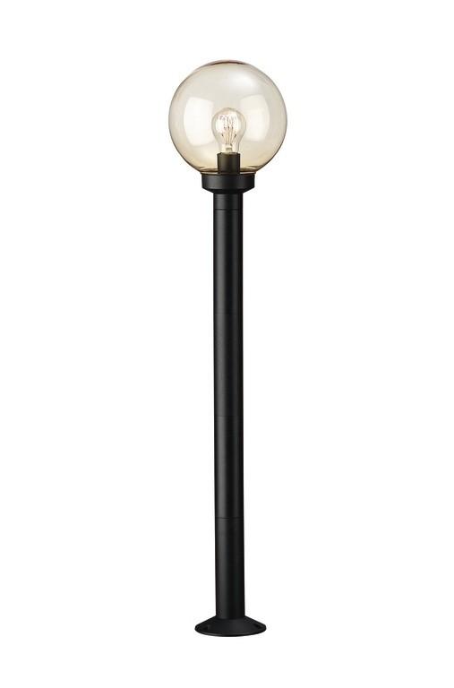 venkovní lampa Philips Massive 16008/65/10 - černá