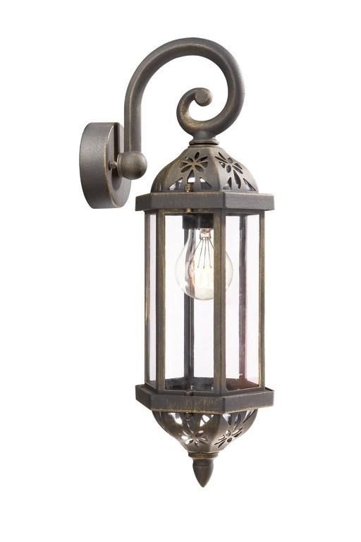 venkovní nástěnné svítidlo Philips Massive 16188/42/10 - rezavá