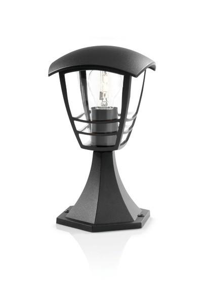 venkovní lampa Philips CREEK 15382/30/16 - černá