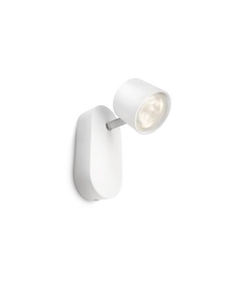 LED nástěnné svítidlo bodové lampa Philips STAR 56240/31/16 - bílá