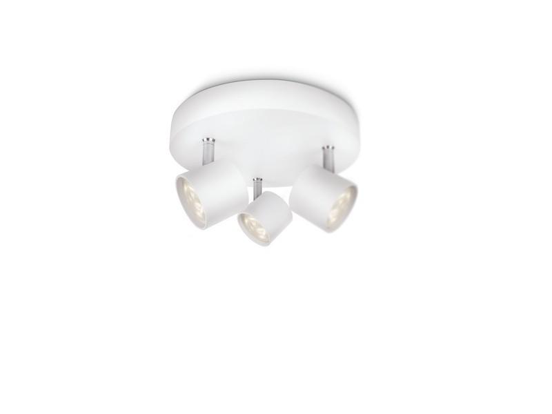 LED přisazené stropní svítidlo bodové Philips STAR 56243/31/16 - bílá