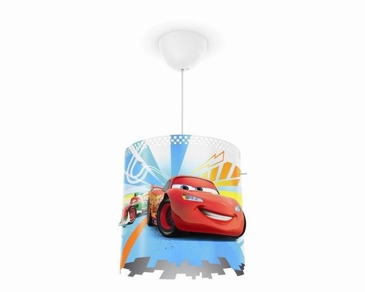 dětské závěsné stropní svítidlo - lustr Philips CARS 71751/32/16 - mix barev