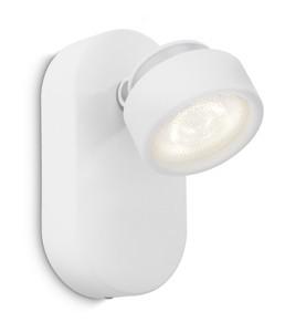LED nástěnné svítidlo bodové lampa Philips RIMUS 53270/31/16 - bílá