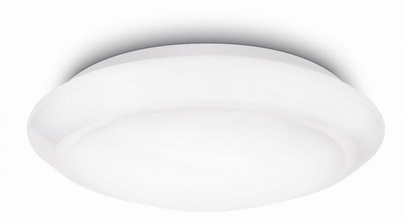 LED přisazené nástěnné a stropní svítidlo Philips CINNABAR 33361/31/16 - bílá