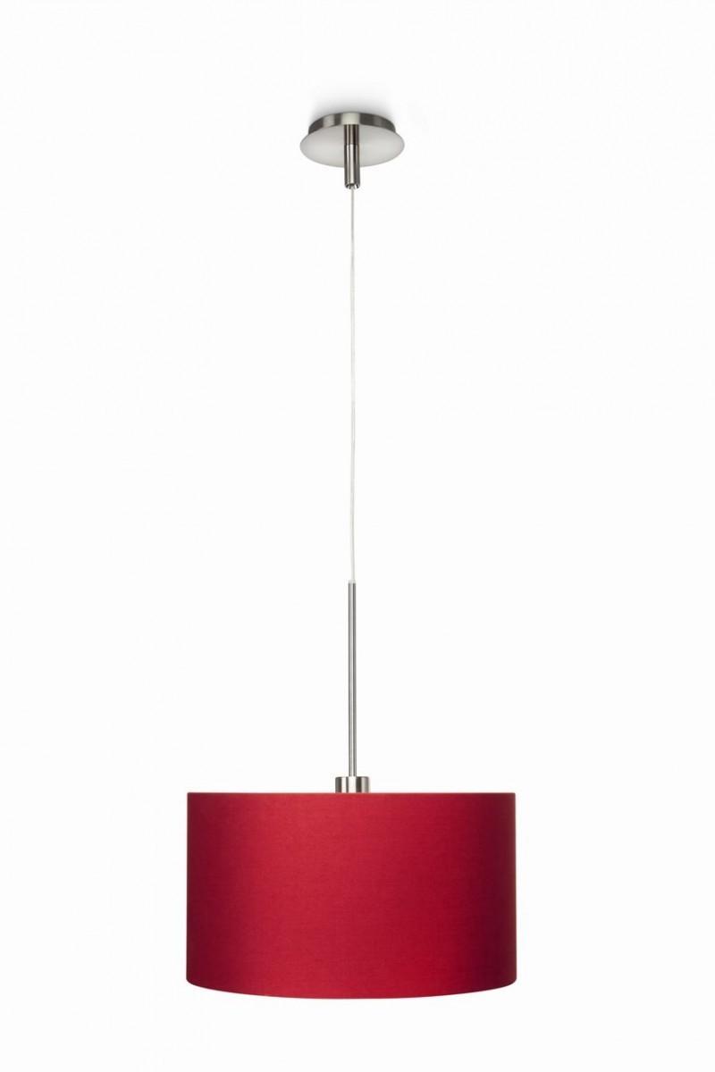 závěsné stropní svítidlo - lustr Philips ODET 36275/32/16 - červená