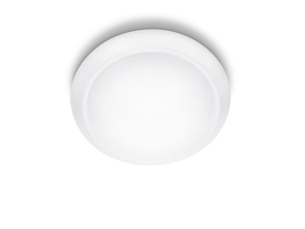 LED přisazené nástěnné a stropní svítidlo Philips CINNABAR 33365/31/17 - bílá
