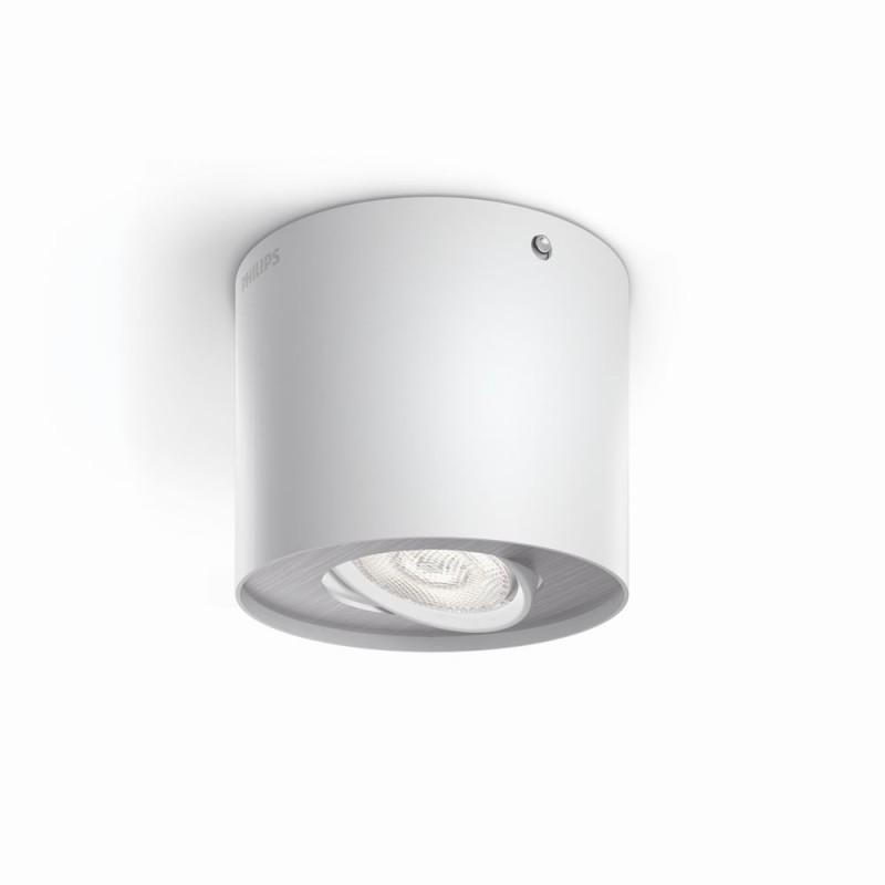 LED přisazené stropní svítidlo bodové Philips PHASE 53300/31/16 - bílá