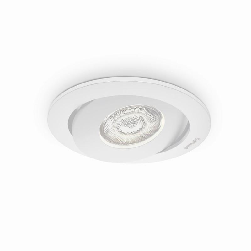 LED zápustné bodové svítidlo Philips ASTEROPE 59180/31/16 - bílá