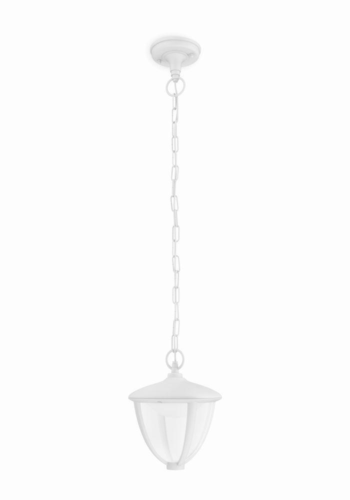 LED venkovní závěsné svítidlo Philips ROBIN 15476/31/16 - bílá