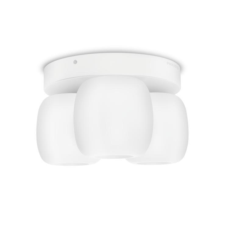 LED přisazené stropní svítidlo Philips METON 37313/56/16 - bílá