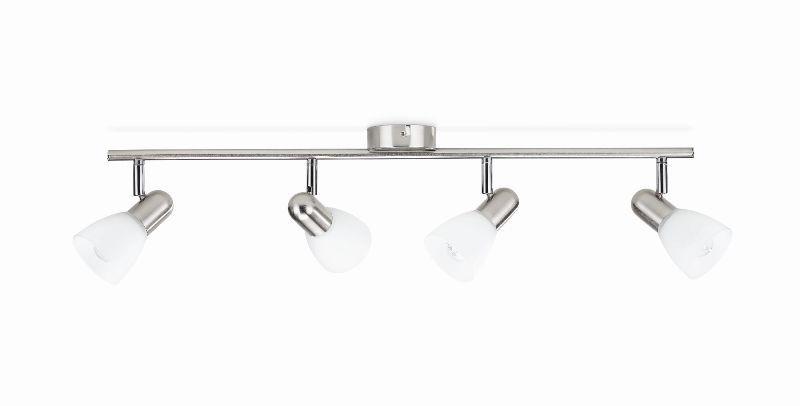 přisazené stropní svítidlo bodové Philips 50234/17/E7 - matný chrom