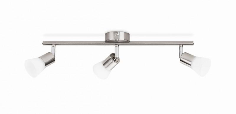 LED přisazené stropní svítidlo bodové Philips 50253/17/E1 - matný chrom