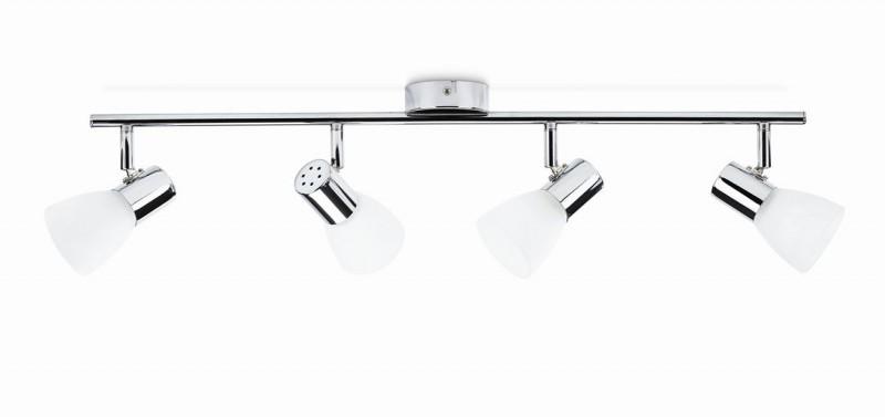 LED přisazené stropní svítidlo bodové Philips 50244/11/E1 - lesklý chrom